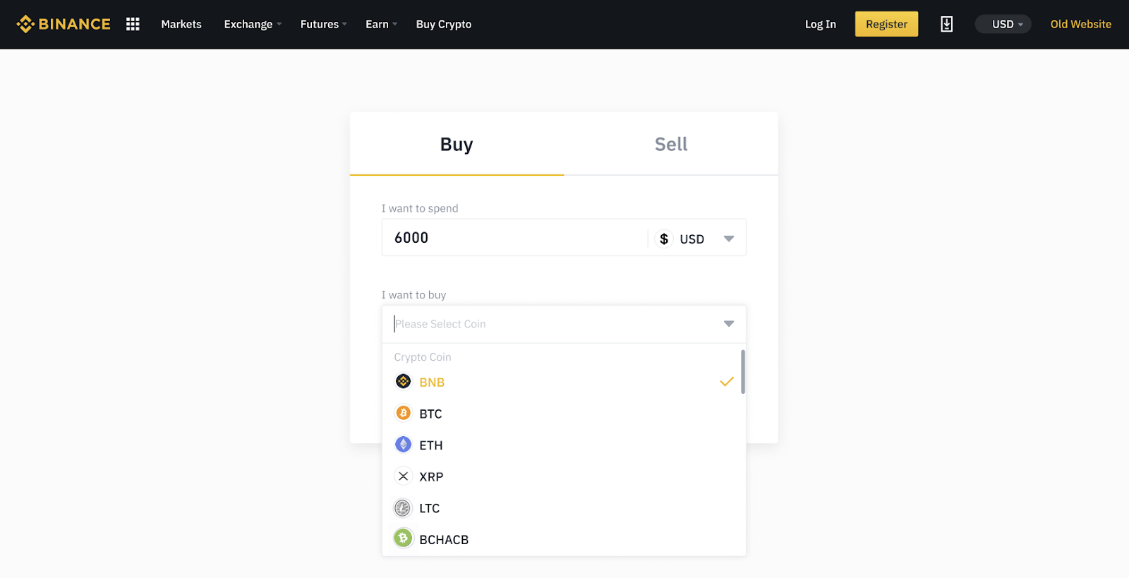 Binance Redesigned It's Interface To Enable Nigerians Easily Convert Their Crypto to Fiat ...