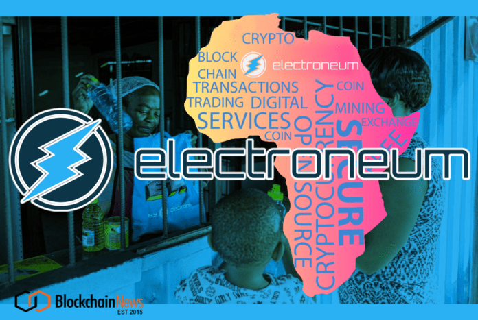 electroneum in africa